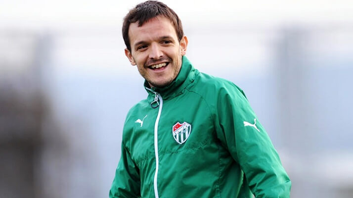 Batalla to leave Bursaspor end of season
