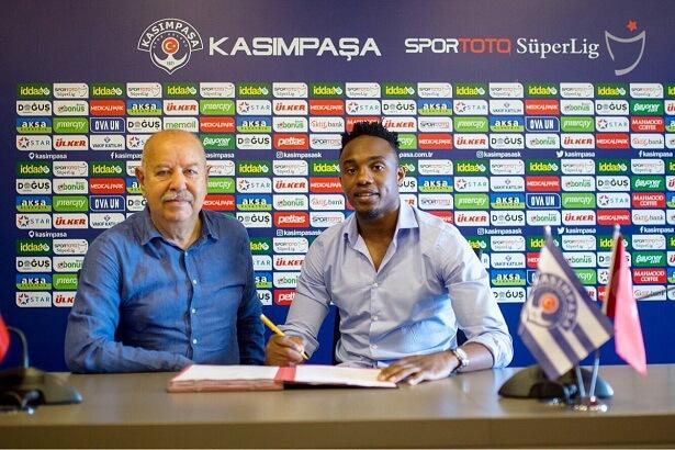 Kasimpasa renew Bengali Koita's contract