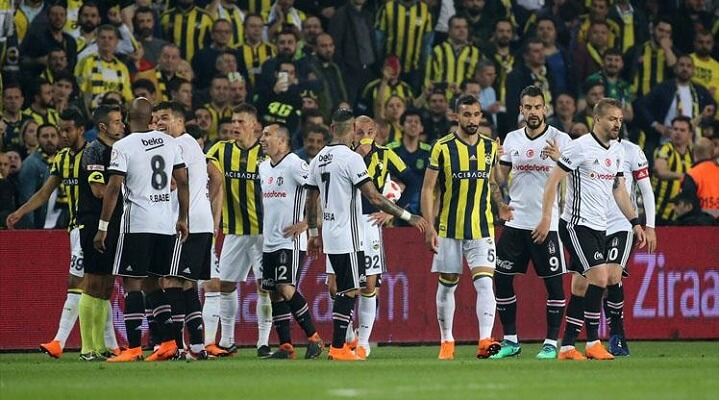 Besiktas banned from Turkish Cup