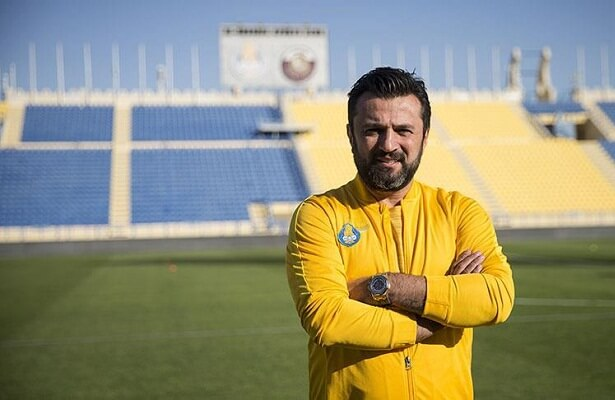 Al-Gharafa part ways with Bulent Uygun