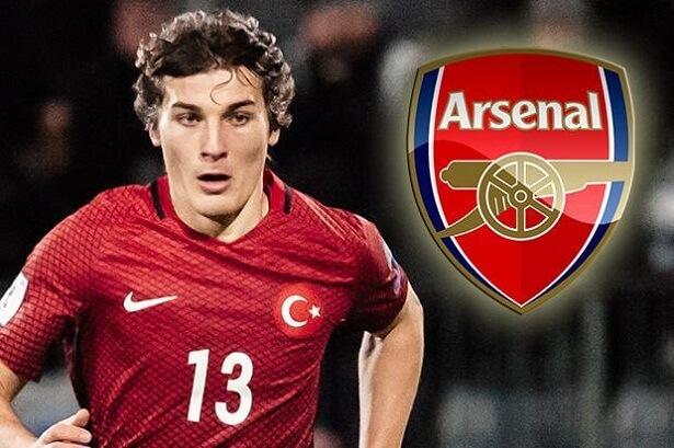 Caglar Soyuncu set for Arsenal