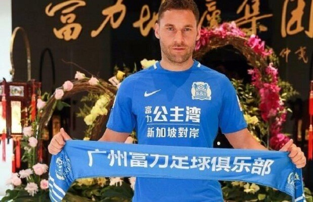 Dusko Tosic set for move to Guangzhou R&F