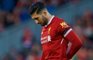 Emre Can to miss Champions League final