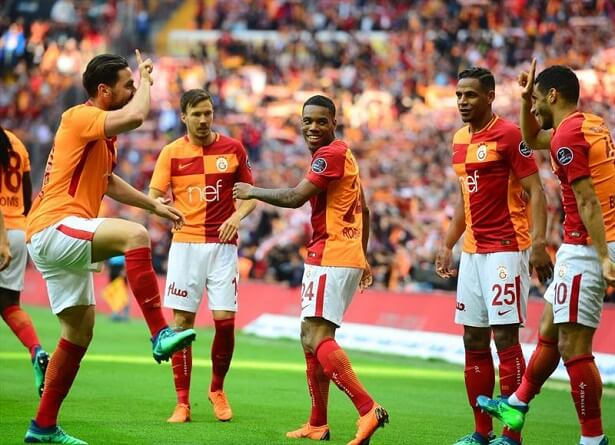 Galatasaray are one point away from league title