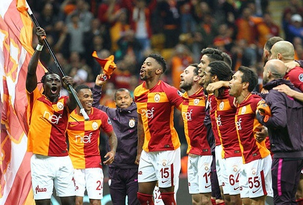 Galatasaray clinch 21st league title on final day