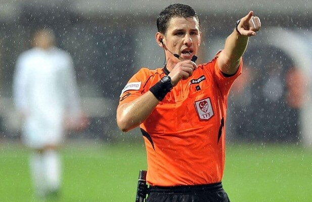 Turkish referee to officiate U17 Euro final