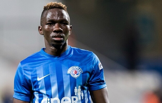 Kenneth Omeruo to leave Kasimpasa after loan ends