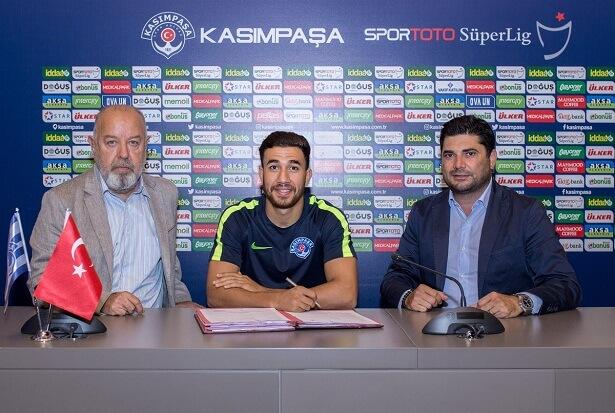 Kasimpasa sign Trezeguet on a permanent deal