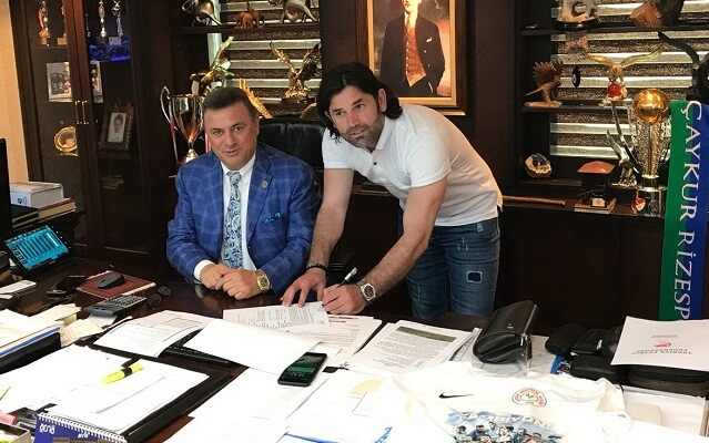 Rizespor extend manager contract