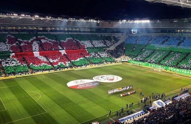 Turkish Super Lig fans attendance increases 44%