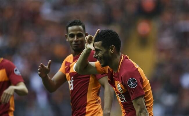 Belhanda scores fastest goal in Super Lig this season