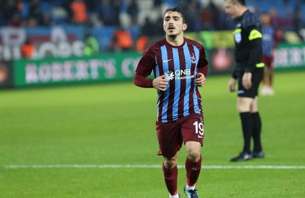 Leicester City set eyes on Trabzonspor hotshot Abdulkadir Omur