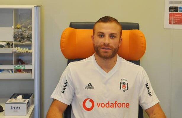 Health checks begin for Besiktas players