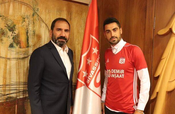 Sivasspor sign Genclerbirligi's Ugur Ciftci