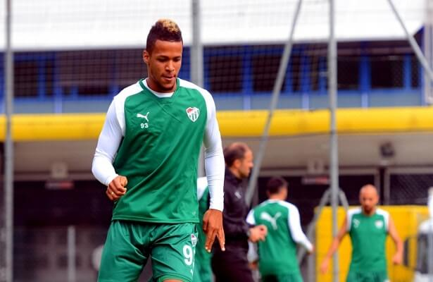 Lille wants Bursaspor's William Troost-Ekong