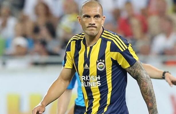 Fenerbahce striker Jose Fernandao sold to Saudi Arabian side Al-Wehda