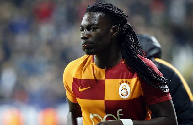 Galatasaray met with Gomis' agent Etienne Mendy regarding future