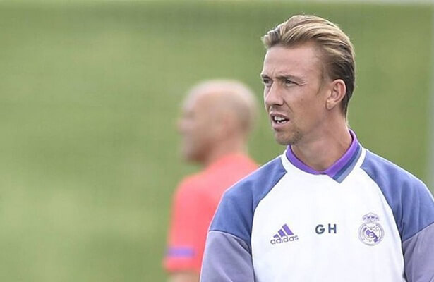 Besiktas president in Spain to meet with Guti