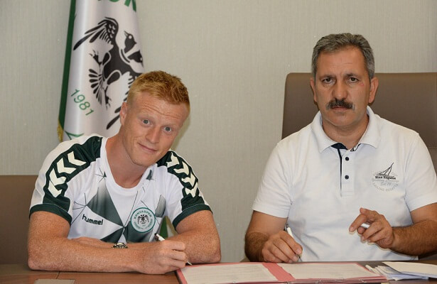 Konyaspor renews Jens Jonsson's contract for 2 years