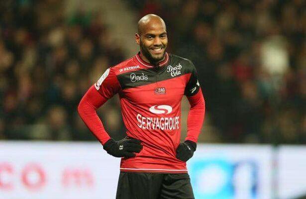 Bursaspor Linked With Guingamp Striker Jimmy Briand