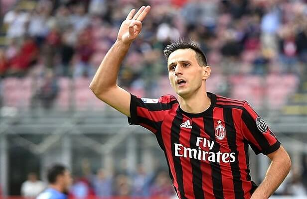AC Milan striker Kalinic wanted by Turkey's top 3 clubs