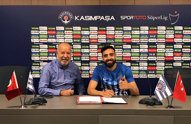 Kasimpasa sign Swedish international Abdul Rahman Khalili