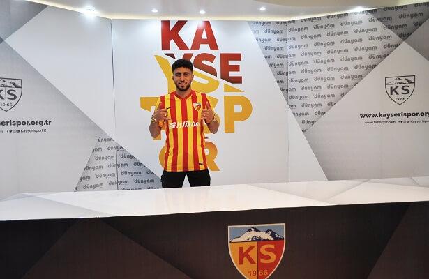 Kayserispor sign Basacikoglu from Feyenoord