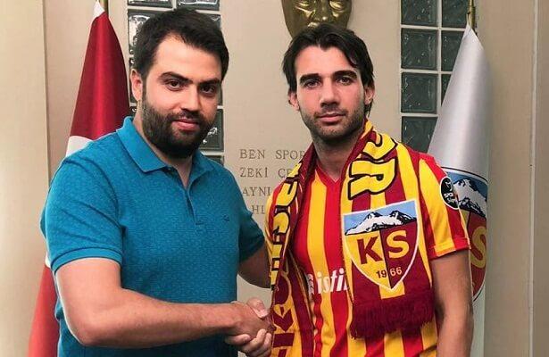 Kayserispor sign Sakib Aytac from Antalyaspor