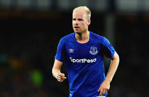 Besiktas want Everton's Klaassen on loan