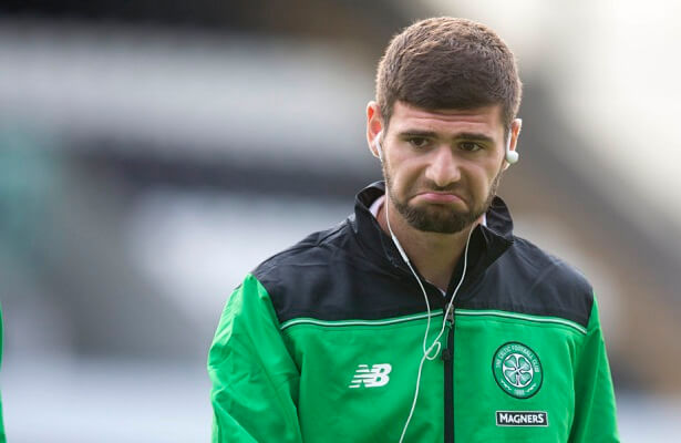 Celtic cancel striker Nadir Ciftci's contract
