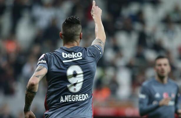 Alvaro Negredo linked with move to MLS club Sporting Kansas City