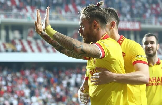 Goztepe terminate Omer Sismanoglu's contract