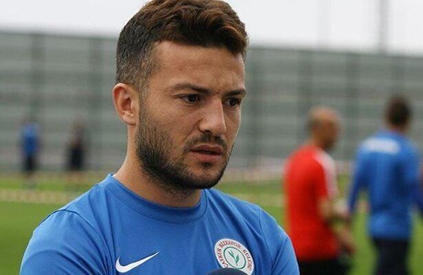 Caykur Rizespor release left-back Ozgur Cek