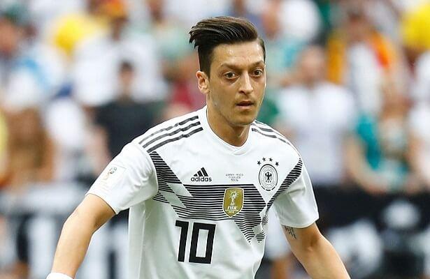 Mesut Ozil explains refusal to sing anthem