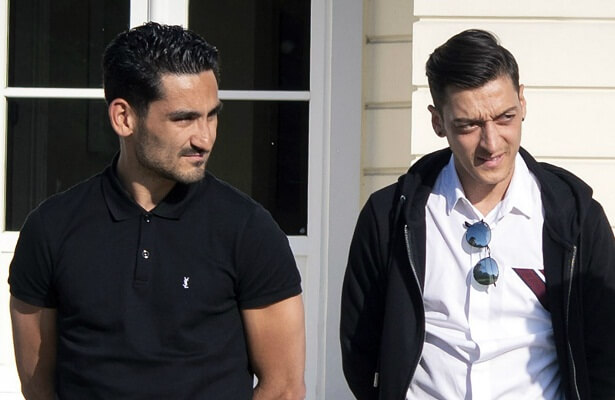 German political party calls for Ozil & Gundogan to be dropped from team