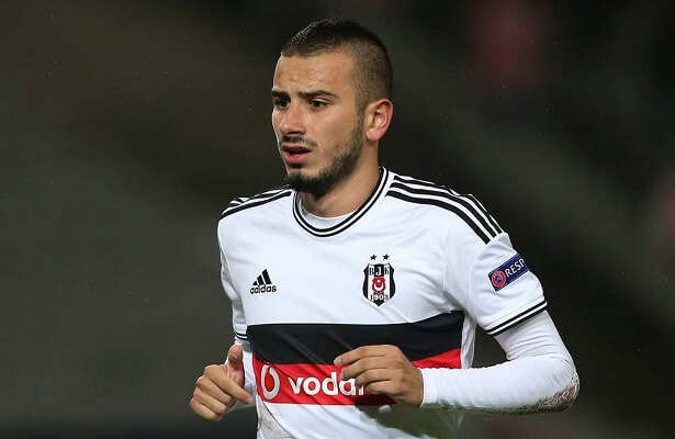 Besiktas star Ozyakup's contract has €10m release clause