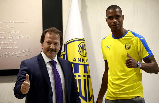 Ricardo Faty joins Ankaragucu on two-year deal