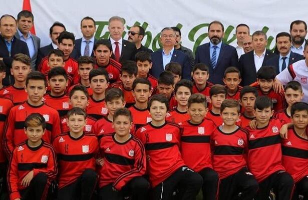 Sivasspor plan to open football academy