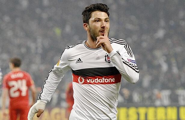Vfb Stuttgart up their offer for Besiktas midfielder Tolgay