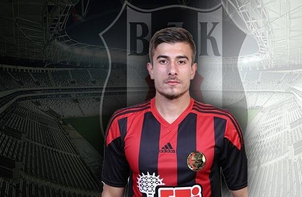 Besiktas sign Dorukhan Tokoz from Eskisehirspor