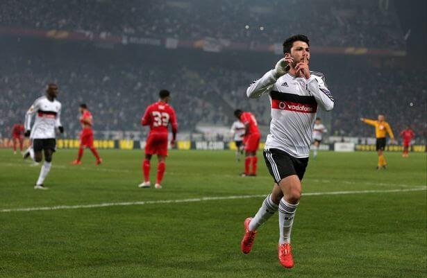 Cardiff City consider move for Besiktas midfielder