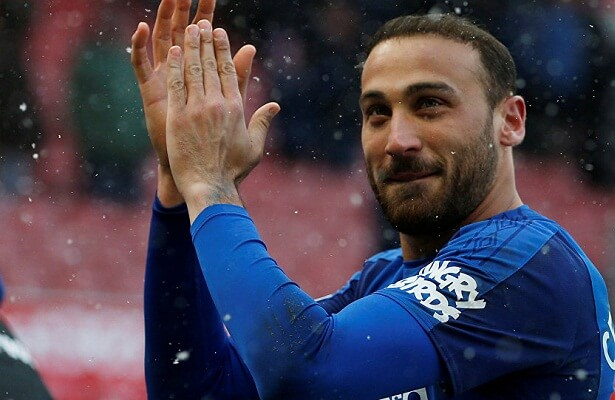 Cenk Tosun hopes to repay fans for their support