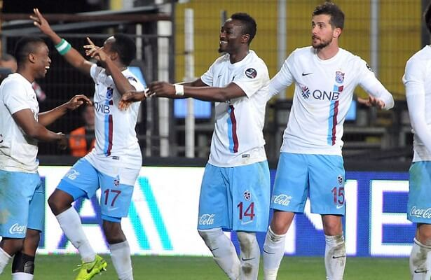 Trabzonspor release 4 players