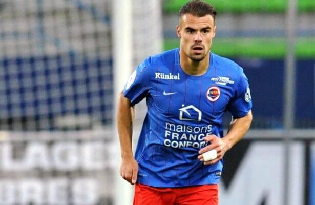 Trabzonspor offer contract to Caen defender Damien Da Silva