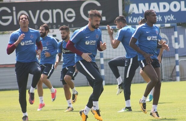 Trabzonspor's pre-season camp schedule revealed