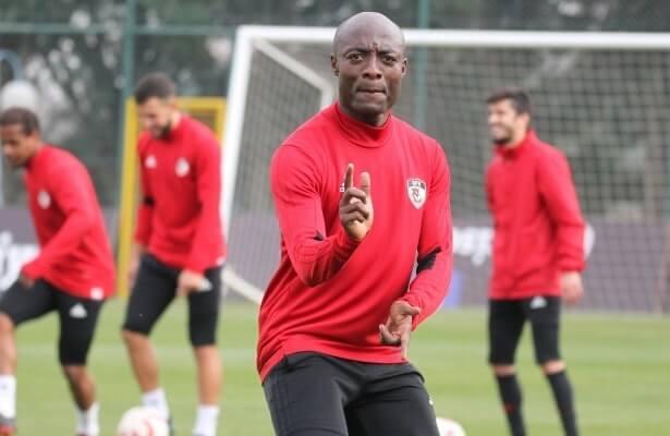 Pierre Webo leaves Gazisehir Gaziantep
