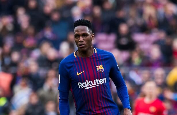 Fenerbahce enquiring about Barcelona defender Yerry Mina