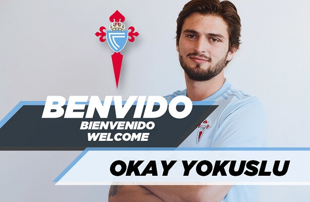 Okay Yokuslu moves to Celta Vigo for €6m