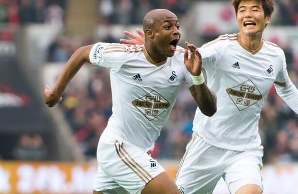Besiktas trying to sign Swansea's Andre Ayew