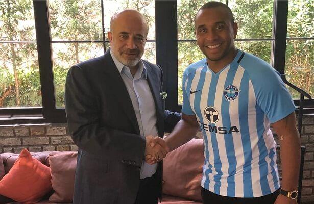 Ex-Man Utd star Anderson joins Adana Demirspor